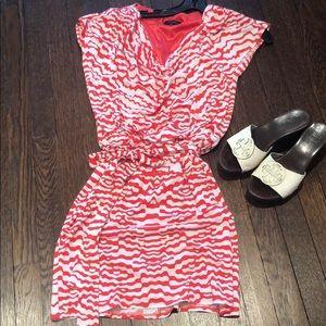 Size 4 rayon mini dress by Laundry